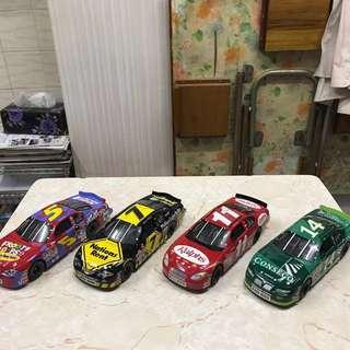 Team Caliber模型車