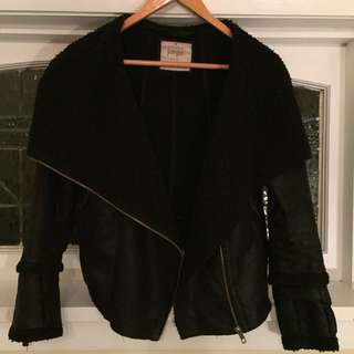 BLACK DESIGNER JACKET