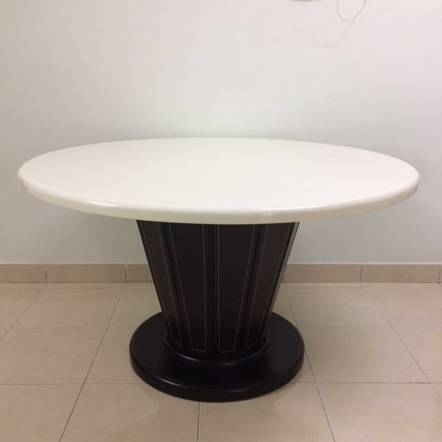 1+6 Dining Table Set