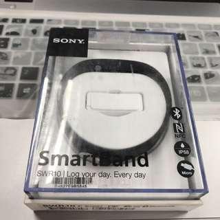 Sony Smartband SWR10 Black BNew