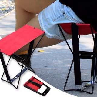 Amazing Pocket chair foldable kerusi kecil mudah alih