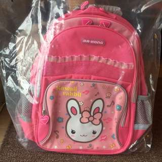 Dr. Kong - Small Pink Cute Back Pack
