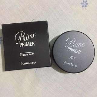Banila Co. Prime Primer Finish Pact