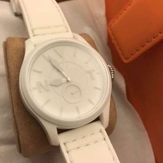 Toywatch Toy2Fly White Silicone Band Watch TTF08WH