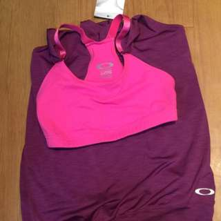 ❗️REPRICED❗️Oakley Helio Purple Energy Tank