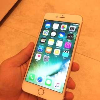 {售}iPhone 6S plus 玫瑰金 32g 有盒6s+ 6Sp