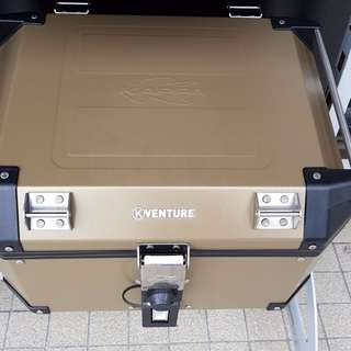 Kappa Kventure *48* liters aluminum top box < with delivery*** >