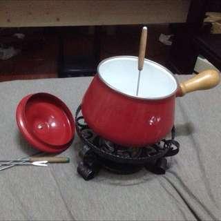日本製巧克力鍋