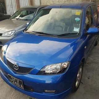 MAZDA 3 AUTO 2007 OFFEEEERR TIP TOP CONDTION (BEST PRICE IN TOWN) (SGPORE SCRAP CAR)