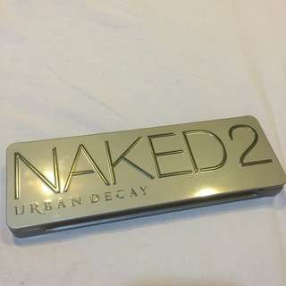 Urban Decay Naked 2 眼影