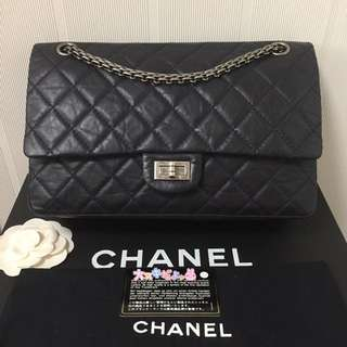 Auth! Chanel Reissue Bag 226 (Classic Flap)