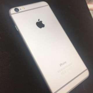 iPhone6 Plus 64g 灰 9成新