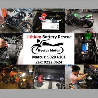 Lithium Battery Rescue
