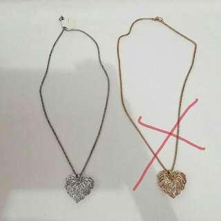 Silver Necklace - Kalung Silver