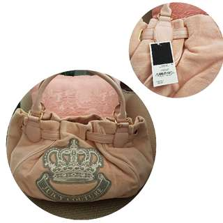 Authentic Brand new, unused Juicy Couture bag