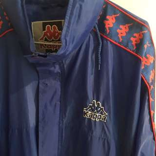 Kappa blue and red jacket