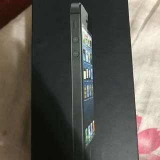 iPhone 5 32G 黑