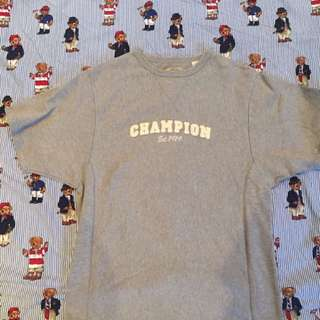 Vintage Champion Sweater T Shirt