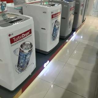 Brandnew LG Fully Automatic Washer Topload and Frontload
