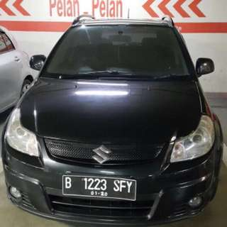 Suzuki SX4 Tahun 2009 mulus