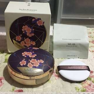 Sulwhasoo Perfecting Cushion - no 23 medium beige