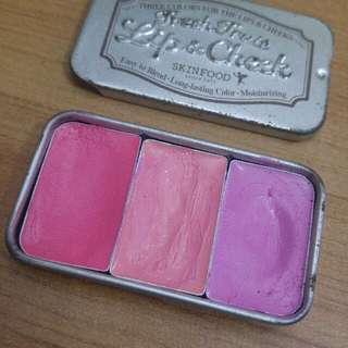 Lip & Cheek Skinfood