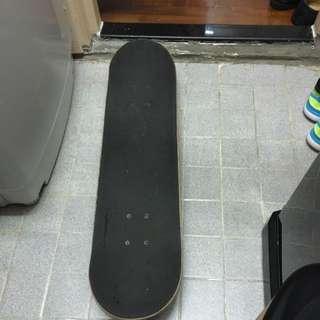 花式滑板(85%新)