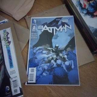 Batman New 52 Lot