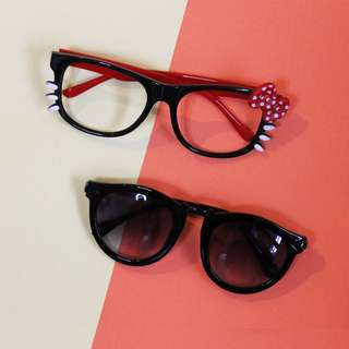 Bundle: Hello Kitty Mirrorless Frames + Shades