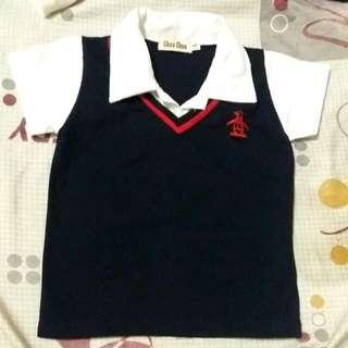 Boys Formal Poloshirt