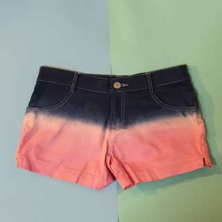 NEW: Human Dip-Dye Summer Shorts