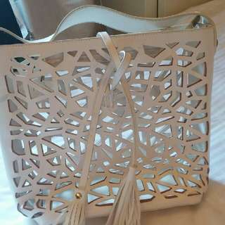 See Through Handbag