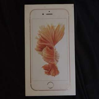 2nd hand iPhone 6S 128GB