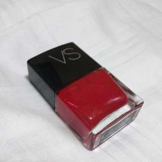 VS Nail Lacquer!! Red Lustworthy