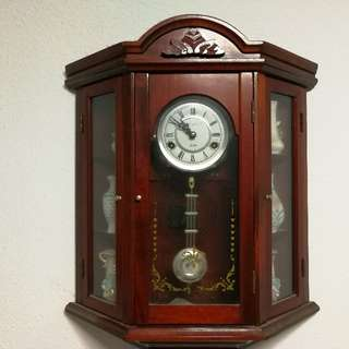 Striking/ Chiming Clock (Pendulum)