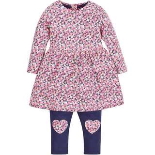 Mothercare Floral Dress And Leggings Set