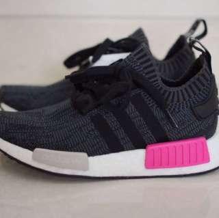Adidas NMD R1 PK Black/ Pink Authentic 100% BNWB