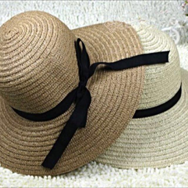 春夏✨草帽