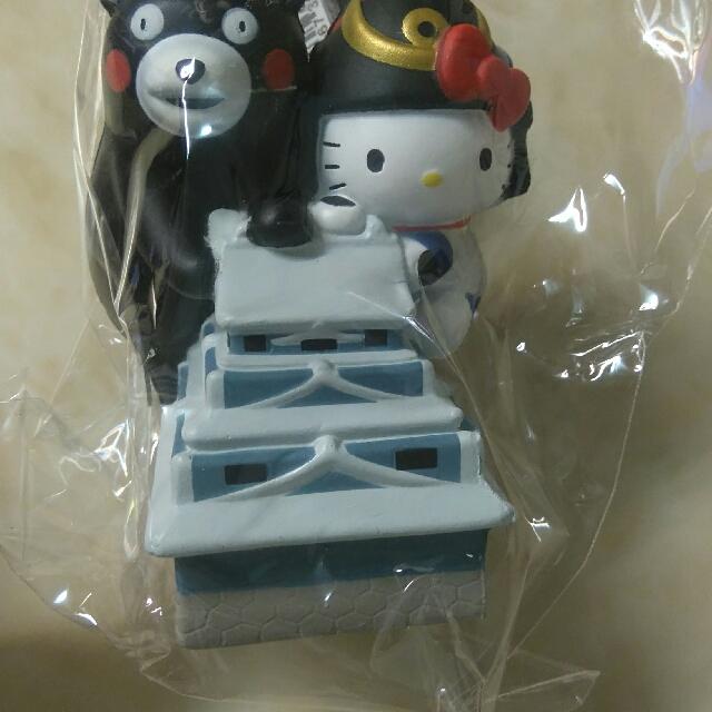 熊本熊 Kitty 立體吊飾 免運
