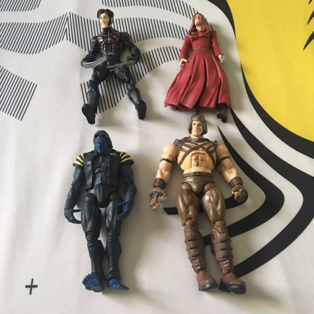 Action Figures (X-Men) Original