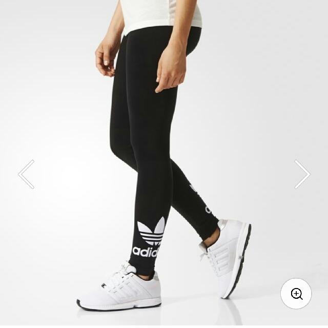 Adidas Trefoil Leggings BNWT