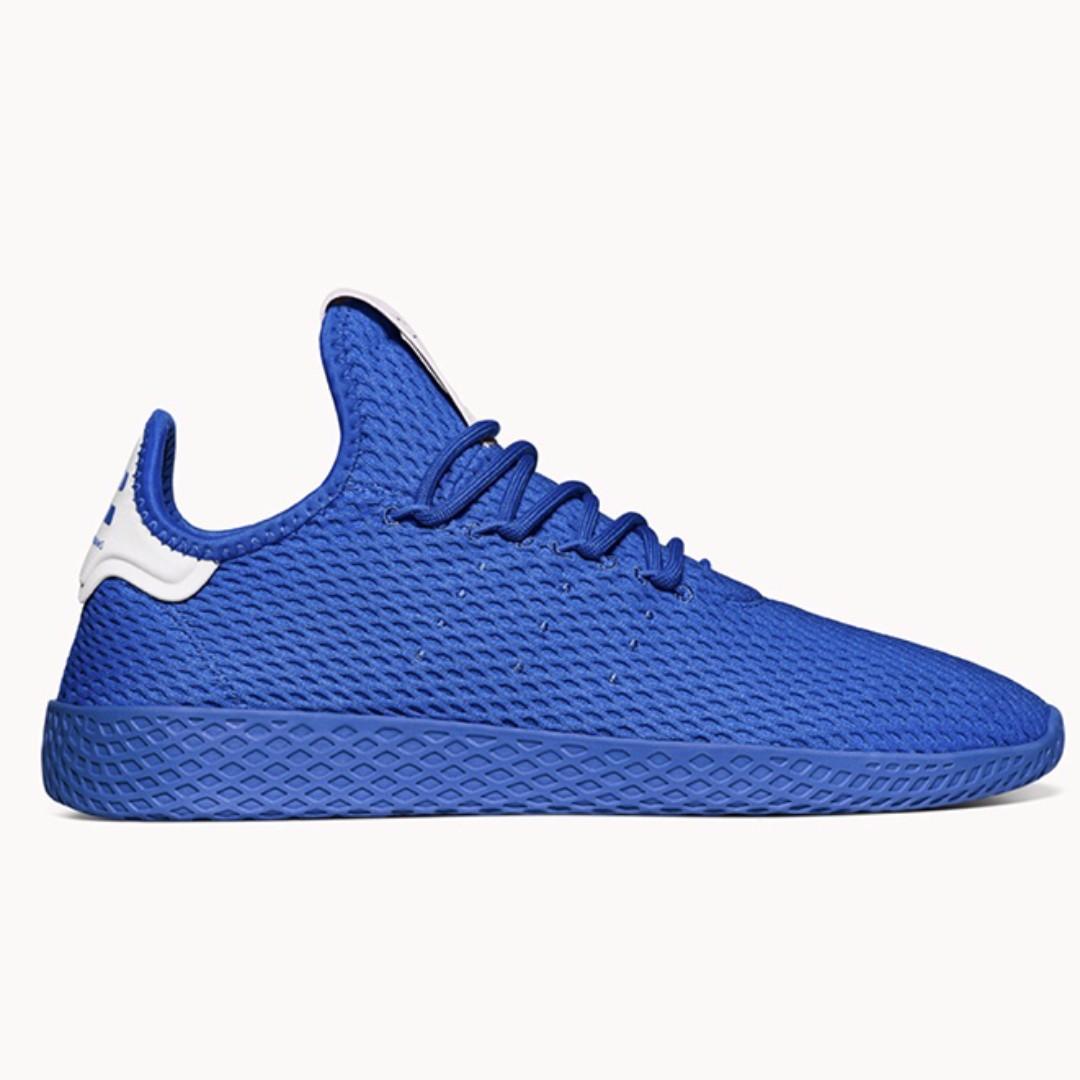 f26cdc14b Adidas x Pharrell Williams Tennis HU Blue