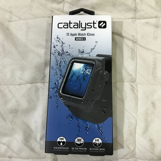 low priced 5d8c3 a7f96 (Apple Watch Case) Catalyst Waterproof Case For Apple Watch 42mm Series 2