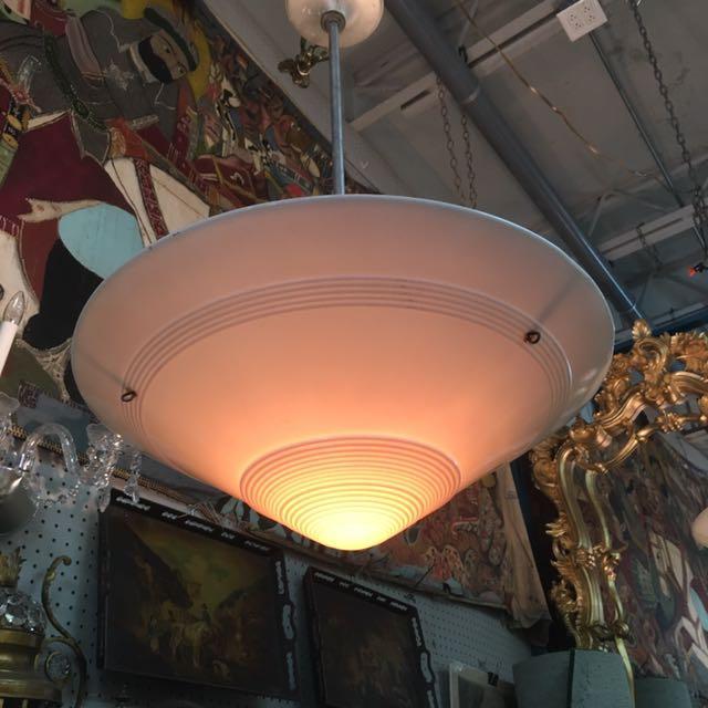 ART DECO LIGHTS 1920s vintage antique