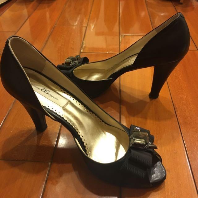 AS 魚口典雅高跟鞋 #五百元好女鞋