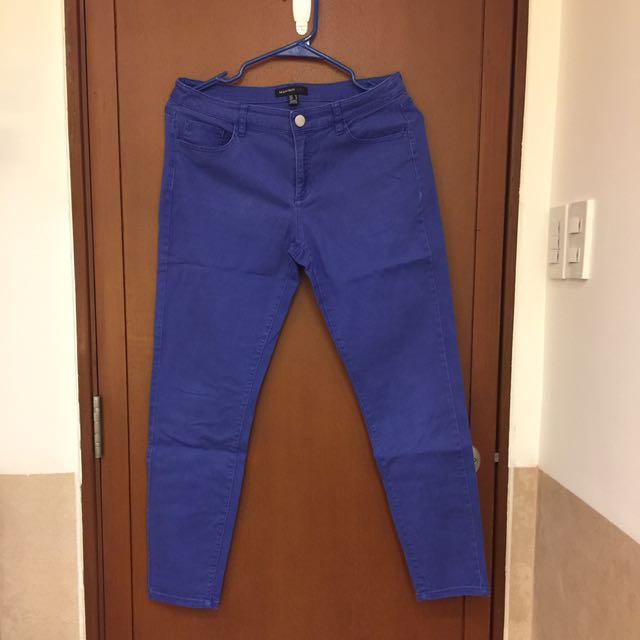 Authentic Mango Blue Jeans