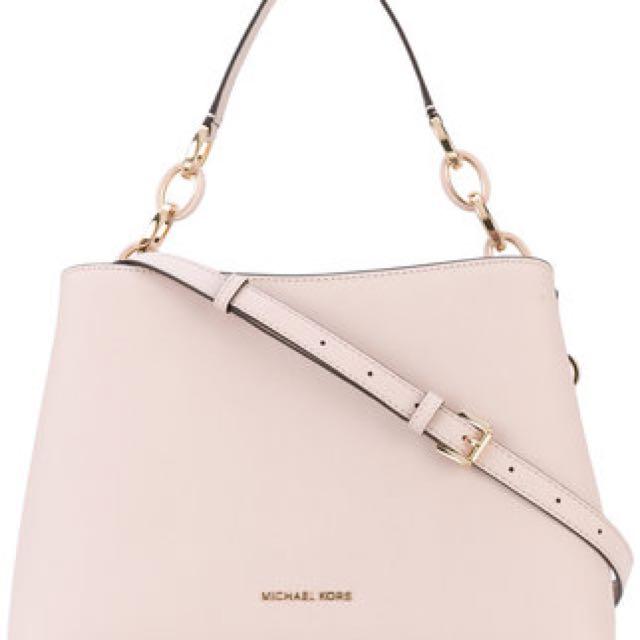 Authentic Michael Kors Poartia Bag