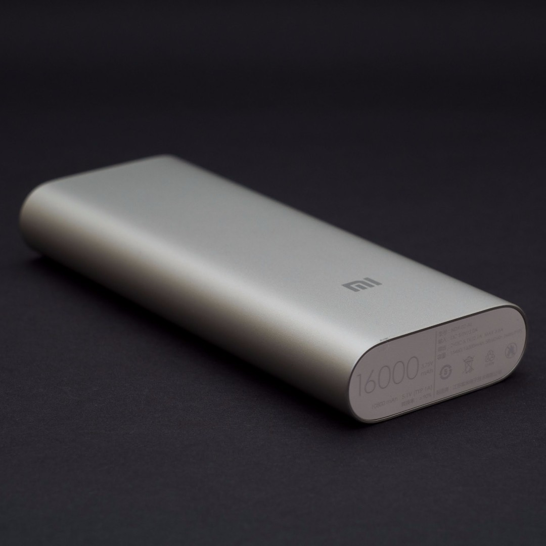 Authentic Xiaomi Power Bank 16000mah With Original Boxes And Dark Powerbank 16000 Mah Brown Protective Sleeves Electronics Others On Carousell