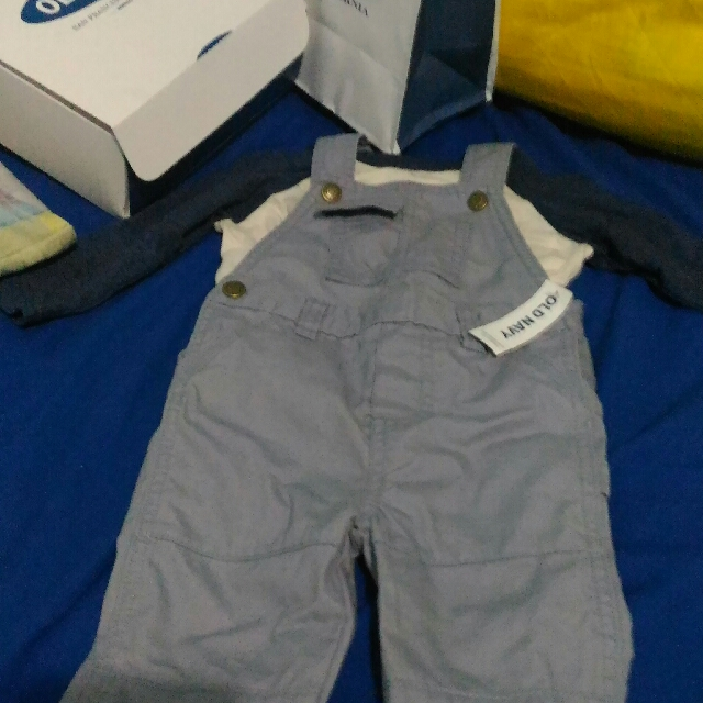 Baby Jumper Suit