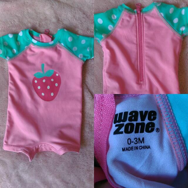 Baby Swim Wear (Preloved)